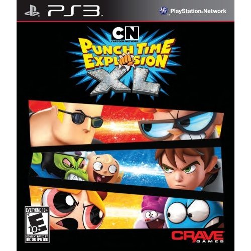 Cartoon Network: Punch Time Explosion XL - Playstation 3