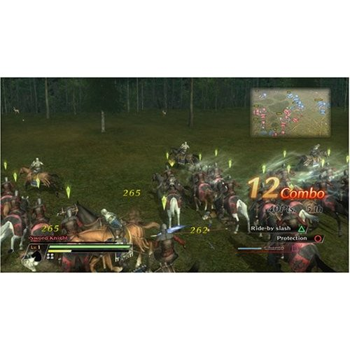 Bladestorm: The Hund赤 Years War - Playstation 3