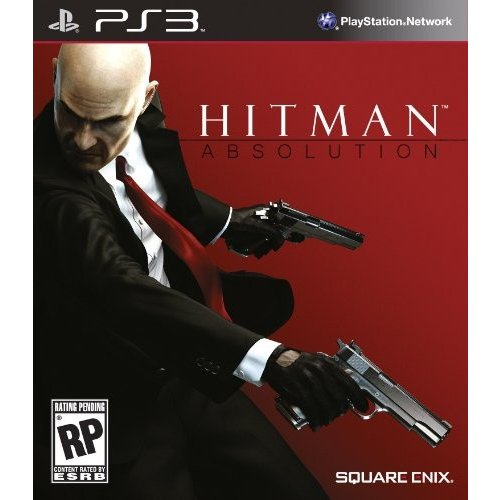 Hitman Absolution WLMT - Playstation 3