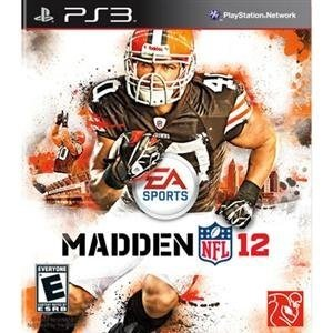 Electronic Arts Madden Nfl 12 Ps3 (19646) -
