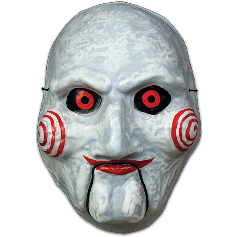 Adult Saw Billy Puppet Vacuform Mask - ST