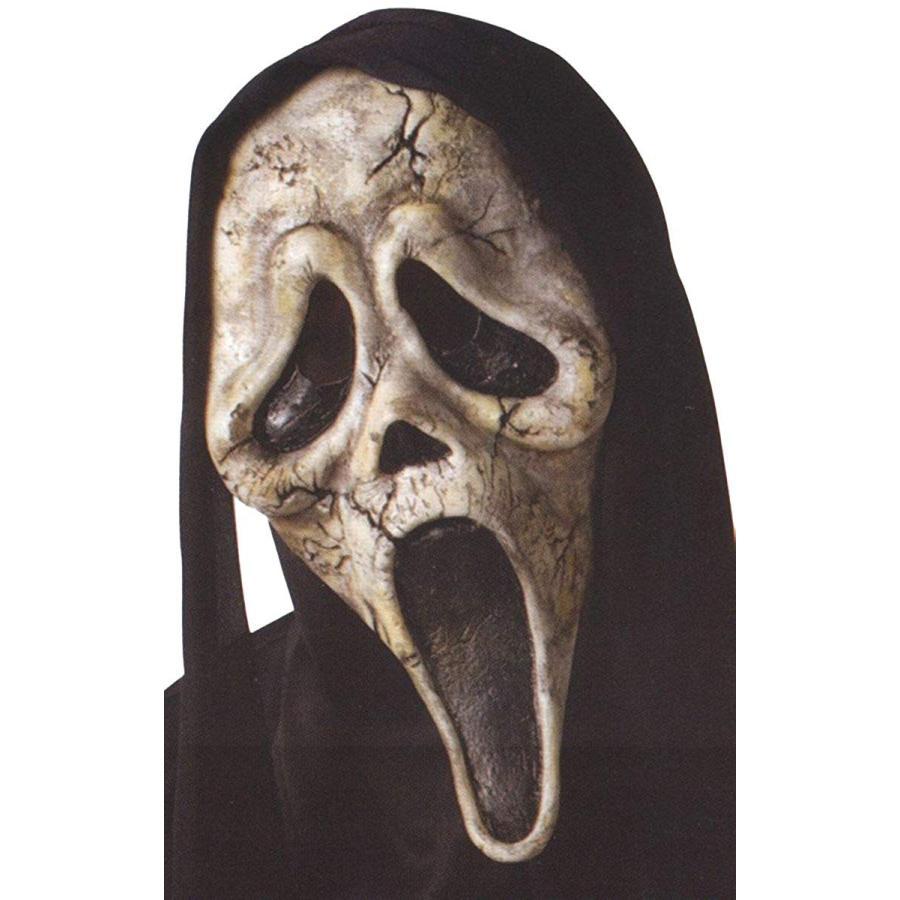 Fun World Men's Ghost Face Zombie, Multi, Standard