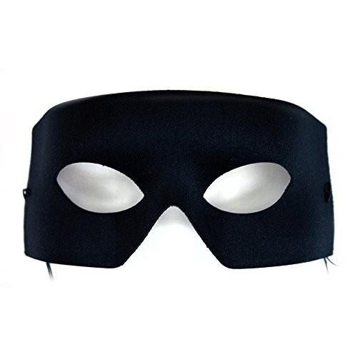 Success Creations Verona Men's Masquerade Mask (黒)