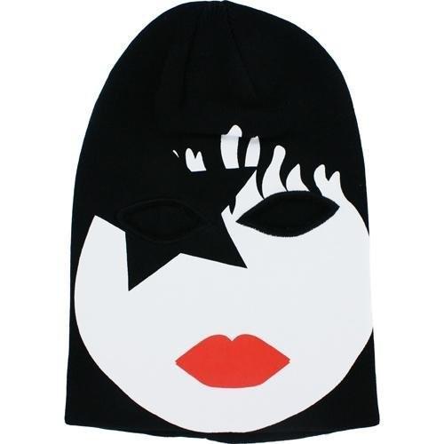 bioWorld Kiss: The Starchild Halloween Costume Ski Mask