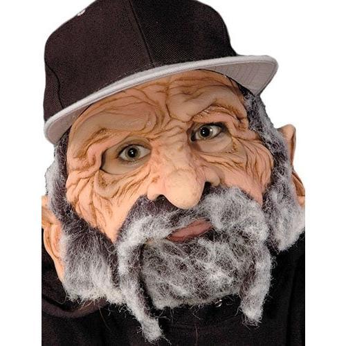 Zagone Streeetwise Mask, Homeless Bum with big Mustache