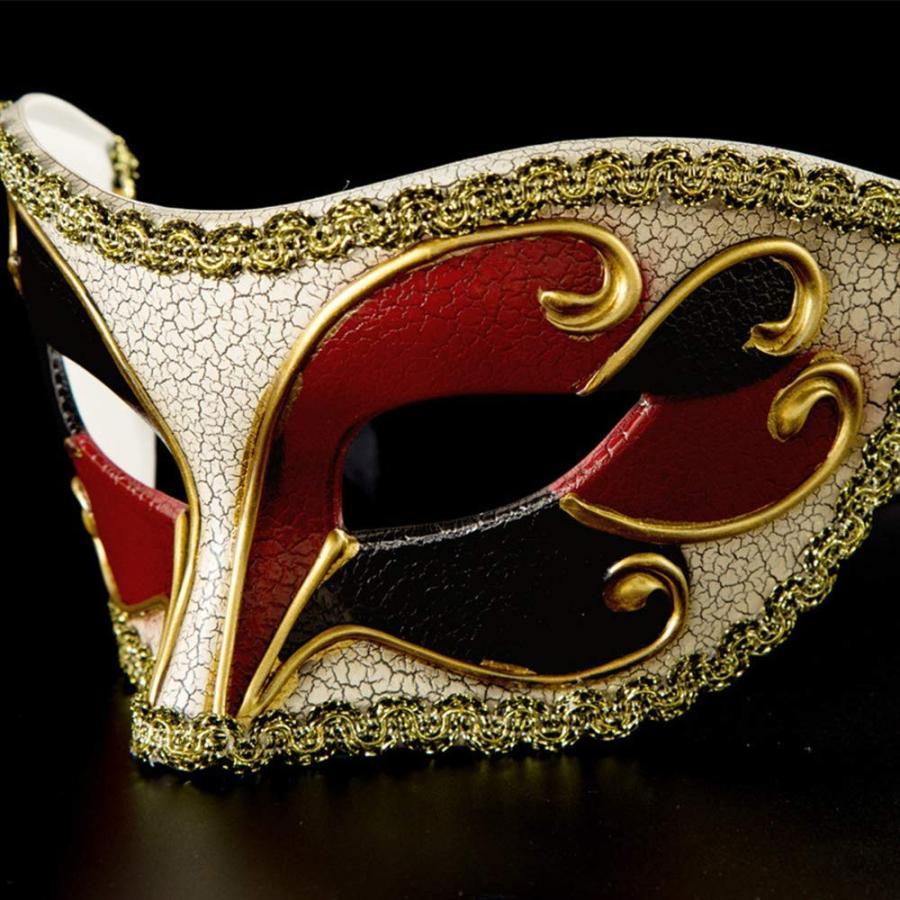 BLEVET Retro Men's Venetian Masquerade Mask Party Halloween Mardi Gras