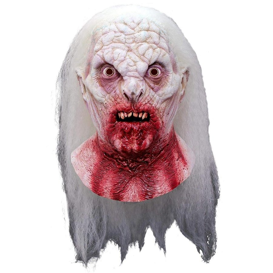 Bram Stokers Dracula Overlord Bloody Latex Mask Scary Movie Costume Ac
