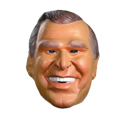 George W. Bush Costume Mask