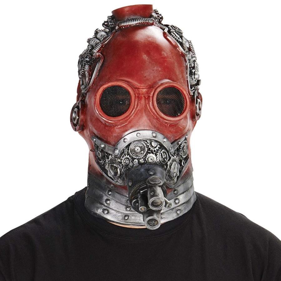 Dream Weavers Costumers 赤 Steampunk Adult Mask