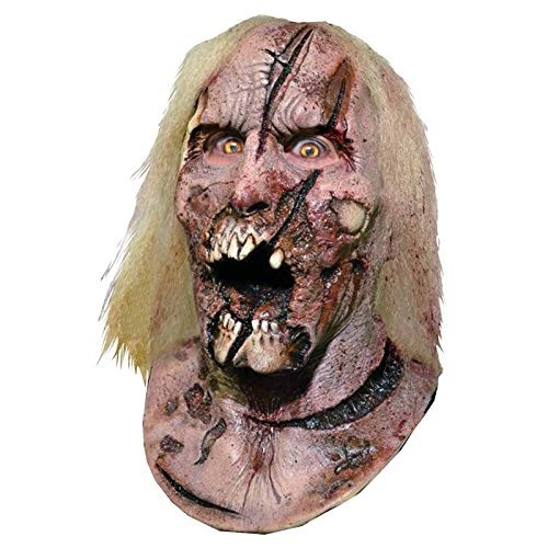 Trick or Treat Studios Men's Walking Dead-Deer Walker Mask, Multi, One