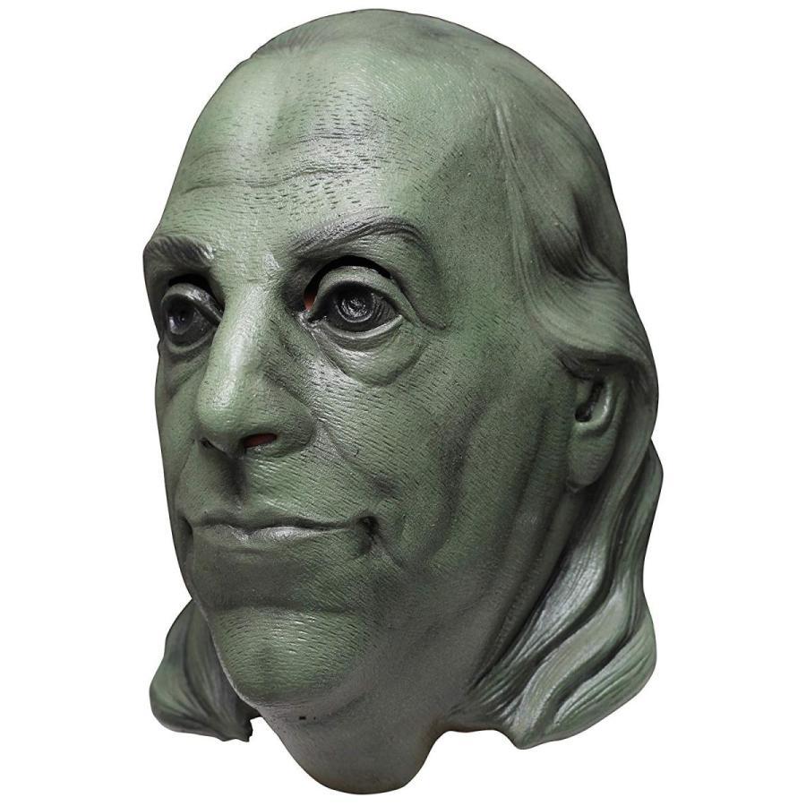 緑 Benjamin Franklin Adult Mask - ST