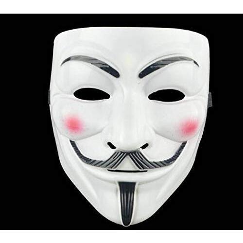 Blevla V for Vendetta Guy Mask Halloween Costume Cosplay Party Mask