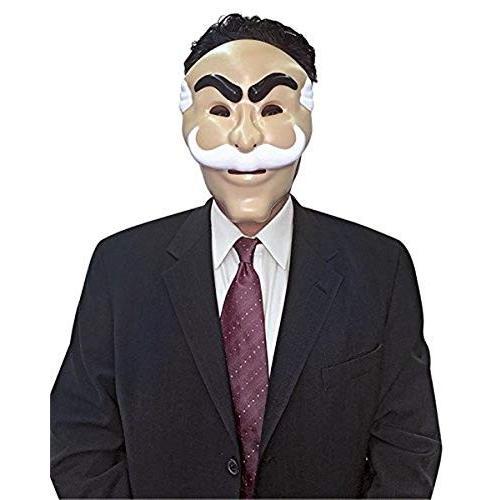 Mr Robot Mask Costume Accessory