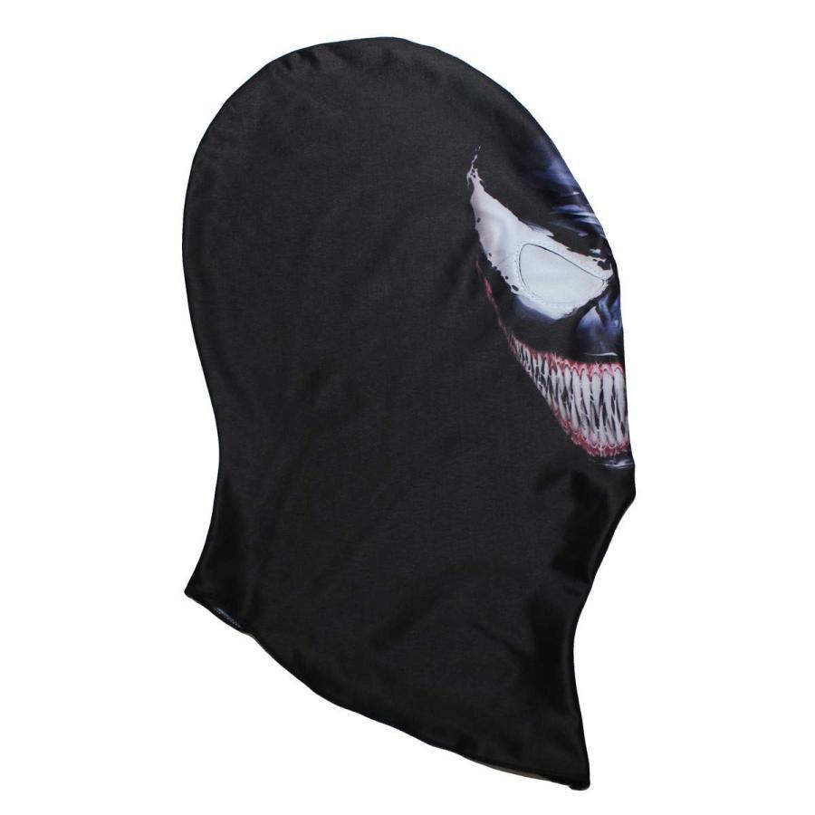 Spiderman Overhead Mask Halloween Costume Cosplay Adult Teens (Venom)