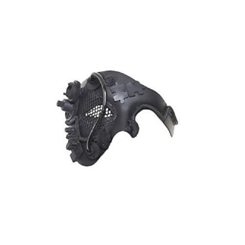 KAYSO INC Steampunk Phantom Of The Opera Mechanical Venetian Masquerad