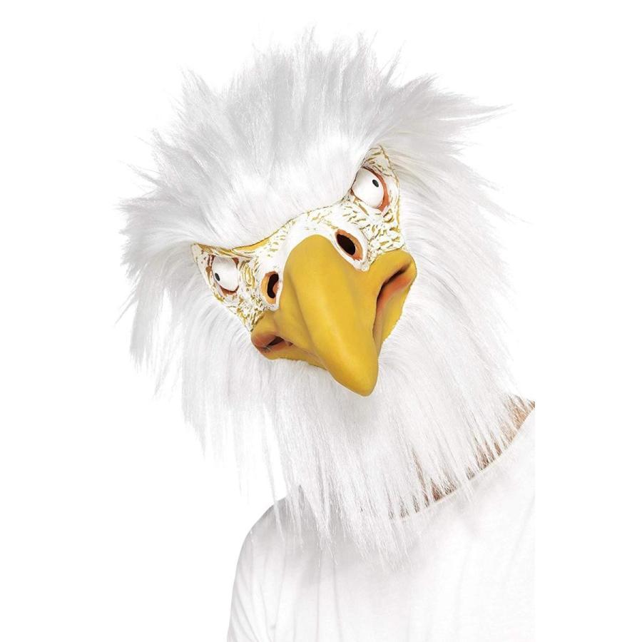 Smiffys Eagle Mask, Full Overhead