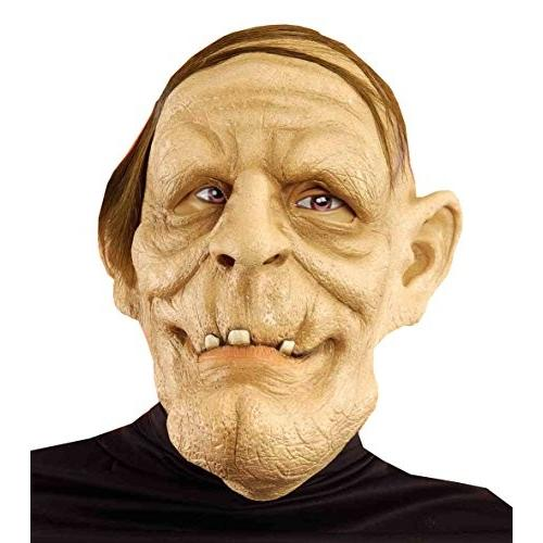 Forum Novelties Men's Old Man Combover Mask, Multi, One Size