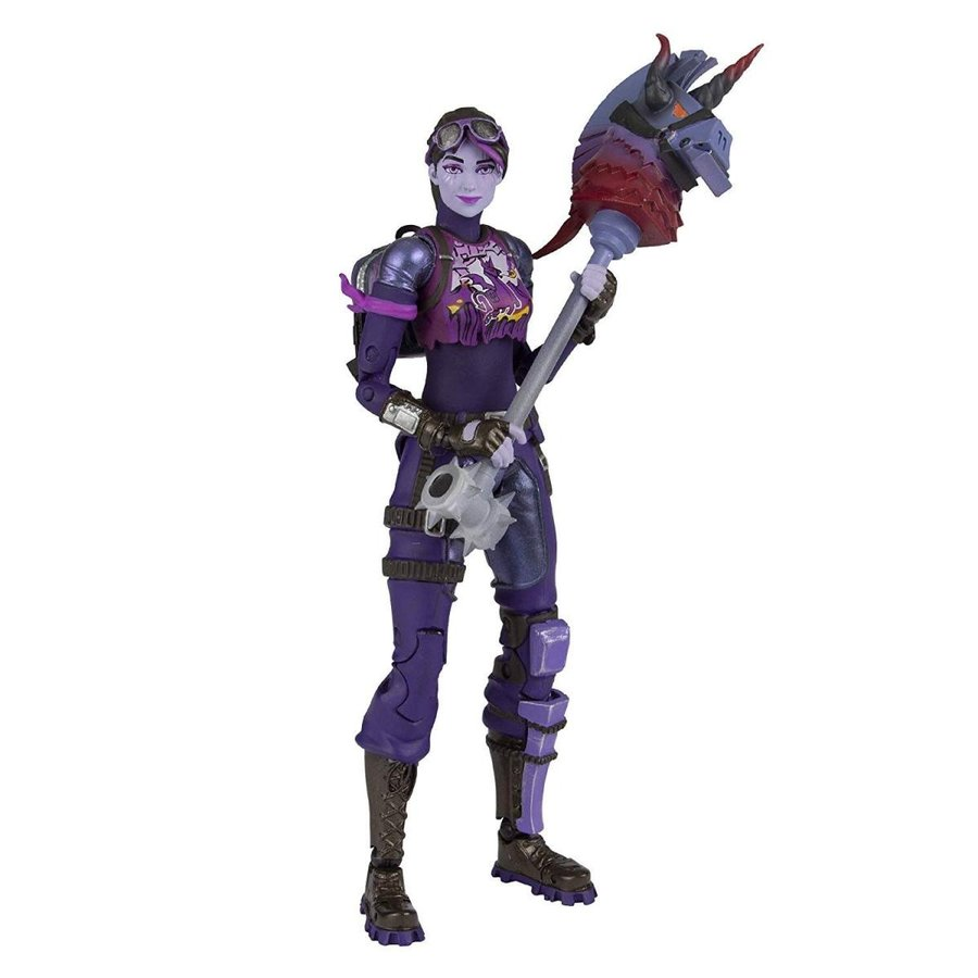Fortnite McFarlane Toys Dark Bomber 7 inch Premium Action Figure