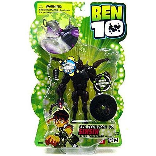 Ben 10 Alien Collection - Six-Six