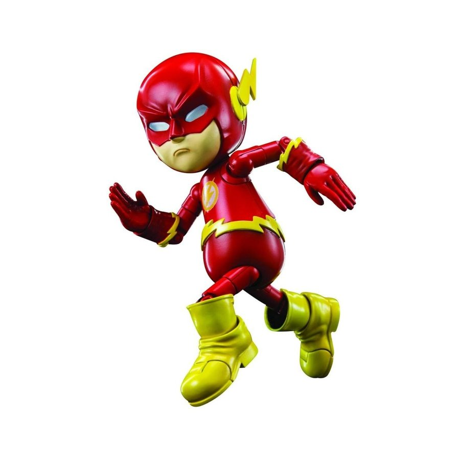 Herocross Hybrid Metal Figuration Flash DC Comics Action Figure