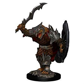 WizKids Dungeons & Dragons Icons of The Realms Premium Figures: W1 Dra
