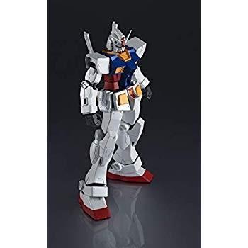 Tamashii Nations Bandai Gundam Universe Rx-78-2 Gundam Mobile Suit Gun