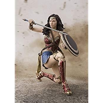Tamashii Nations Bandai S.H. Figuarts Wonder Woman Justice League Acti