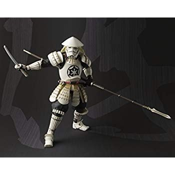 青FIN Bandai Tamashii Nations Meisho Movie Realization Yari Ashigaru