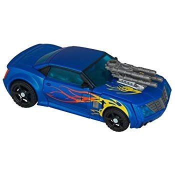 Transformers Prime Robots in Disguise Deluxe Class Hot Shot