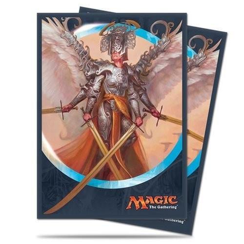 Magic the Gathering: Kaladesh Standard Deck Protectors - Angel of Inve