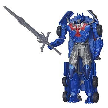 Transformers Age of Extinction Smash and Change Optimus Prime Figure
