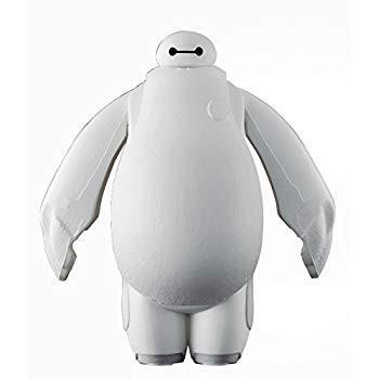 Hatch 'n Heroes Big Hero 6 白い Baymax Transforming Figure