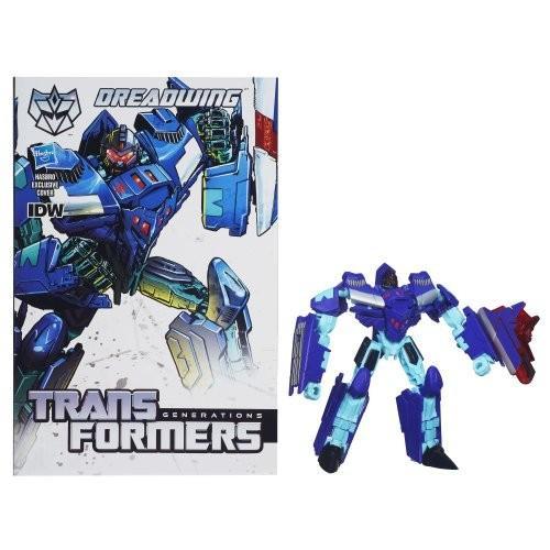 Transformers Generations Deluxe Class Dreadwing Figure