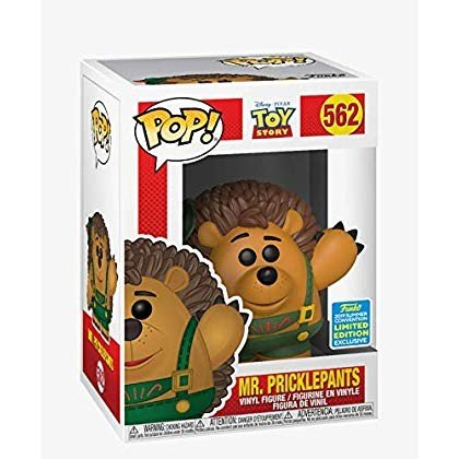 Summer Convention Mr. Pricklepants from Toy Story Limited Edition Viny