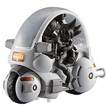 Dragon Ball Mecha Collection Vol.1 Bulma's capsule NO.9 motorcycle Pla
