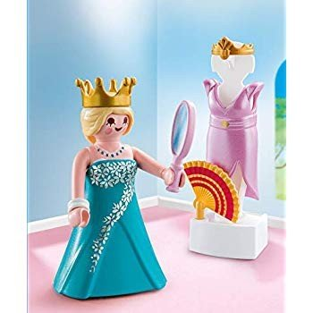 Playmobil 70153 Special Plus Princess with Doll Multi-Colou赤