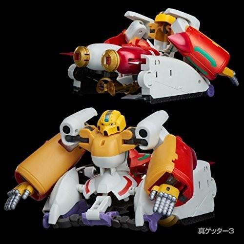 Sentinel Dynamic Change Shin Getter Robo Distribution Limited Version