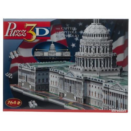 Puzz 3D - The Capitol Puzzle