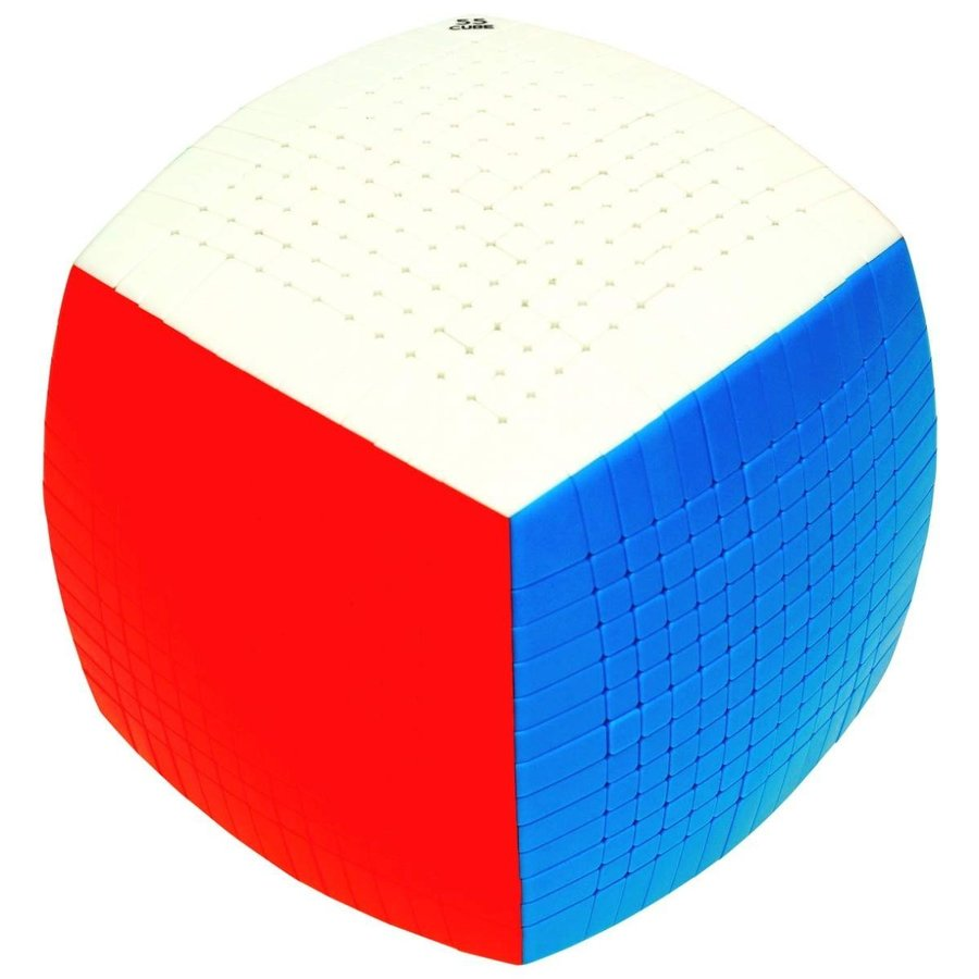 55cube 13x13 Cube Stickerless, New Structure - More Smoothly Than Orig
