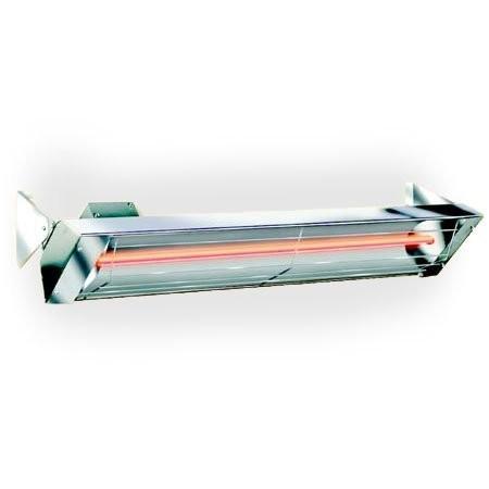 Infratech W2524SS Single Element - 2500 Watt Electric Patio Heater, Ch