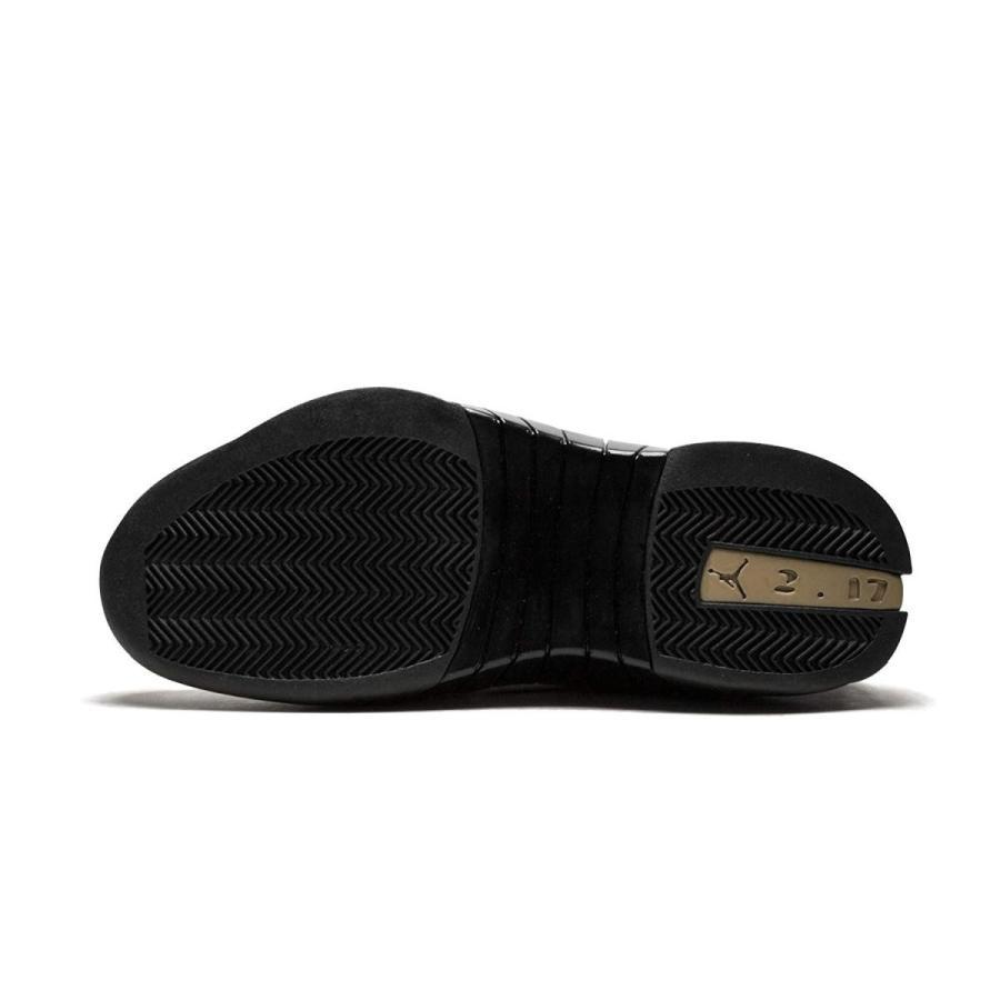 Jordan Air 15 Retro Ls (Black/Metallic Gold-White 12)