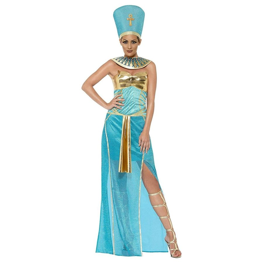 Smiffys Goddess Nefertiti Costume