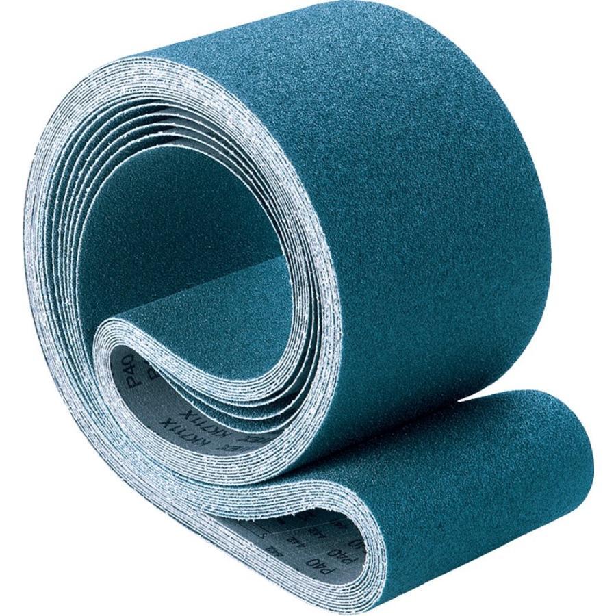 Zirconia Alumina Abrasive Belt 60 Grit 2 Wide x 48 Long