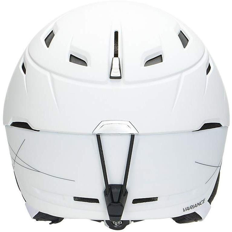 Smith Optics Variance Adult Ski Snowmobile Helmet - Matte 白い/Large