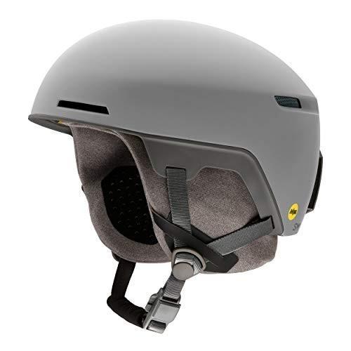 Smith Optics Code-Mips Adult Ski Snowmobile Helmet - Matte Cloudグレー/M