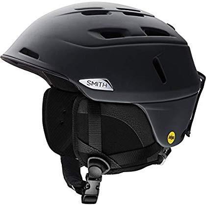 Smith Optics 2019 Camber MIPS Men's Snowboarding Helmets - 黒/Mediu