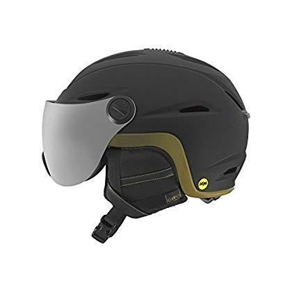 Giro Essence MIPS Women's Snow Helmet with Integrated Goggle Shield Ma