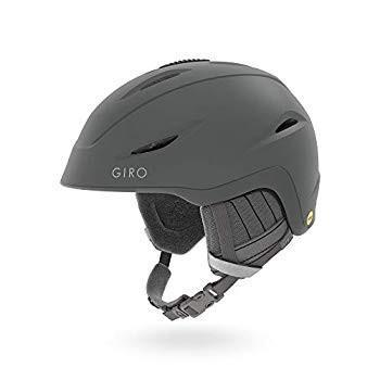 Giro Fade MIPS Womens Snow Helmet - Matte Titanium - Size M (55.5-59cm