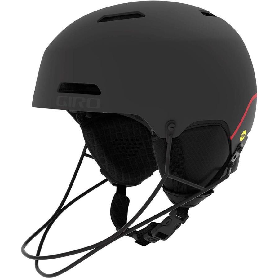 Giro Ledge SL MIPS Race Snow Helmet - Matte 黒 - Size M (55.5-59cm)