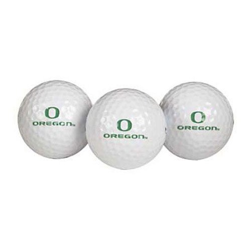 Team Effort Oregon Ducks Golf Ball 3 Pack